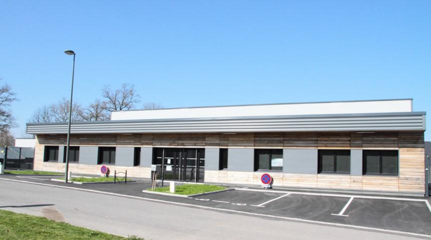 Photo des ateliers-relai de La Bouexière